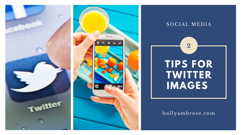 Tips for Twitter images